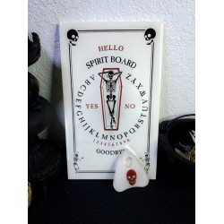 Séance and Chill? Ouija Board & Planchette