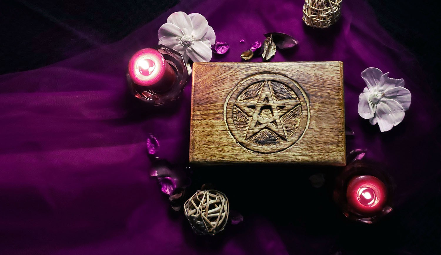 Occult Décor and Tools